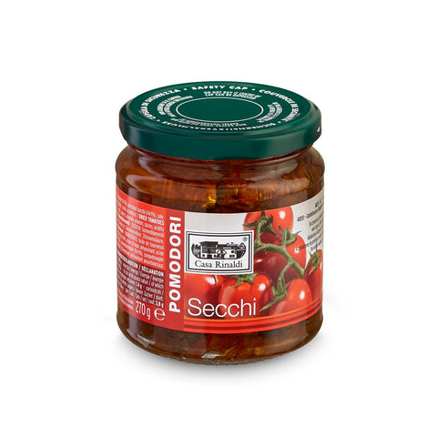 Dried tomatoes in vegetable oil 270g - OUT OF RANGE