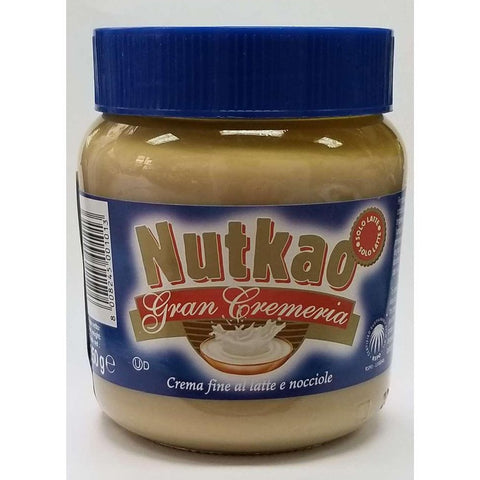 Nutkao - Milk and Hazelnut cream 350g