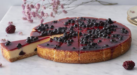 Red fruits cheesecake 1,4 kg