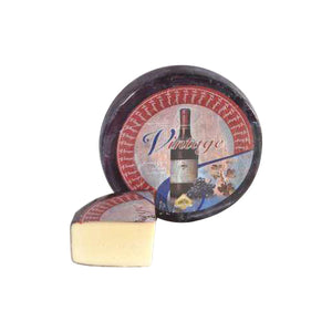 Vintage al vino rosso cheese (red wine cheese) 1 Kg