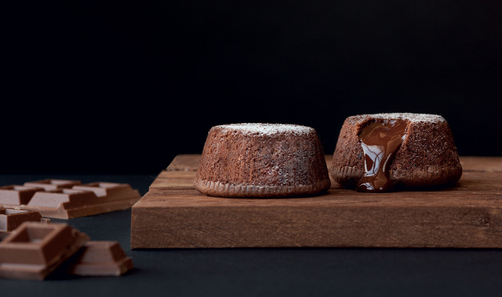 Chocolate Soufflé 100g