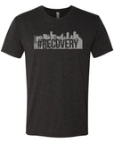 Mile High Recovery Boyfriend Tee