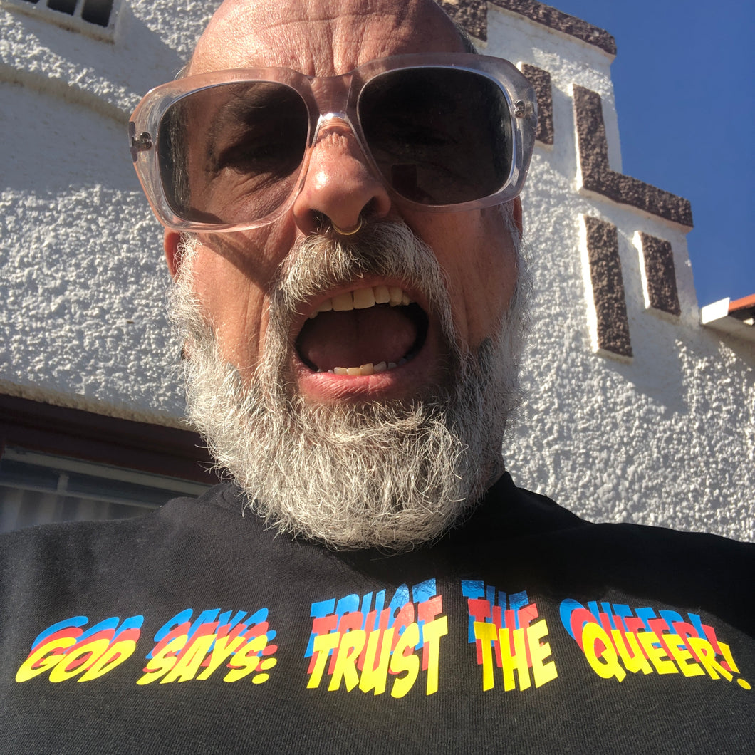 Trust the Queer T-shirt