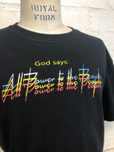 Load image into Gallery viewer, All Power to the People T-shirt