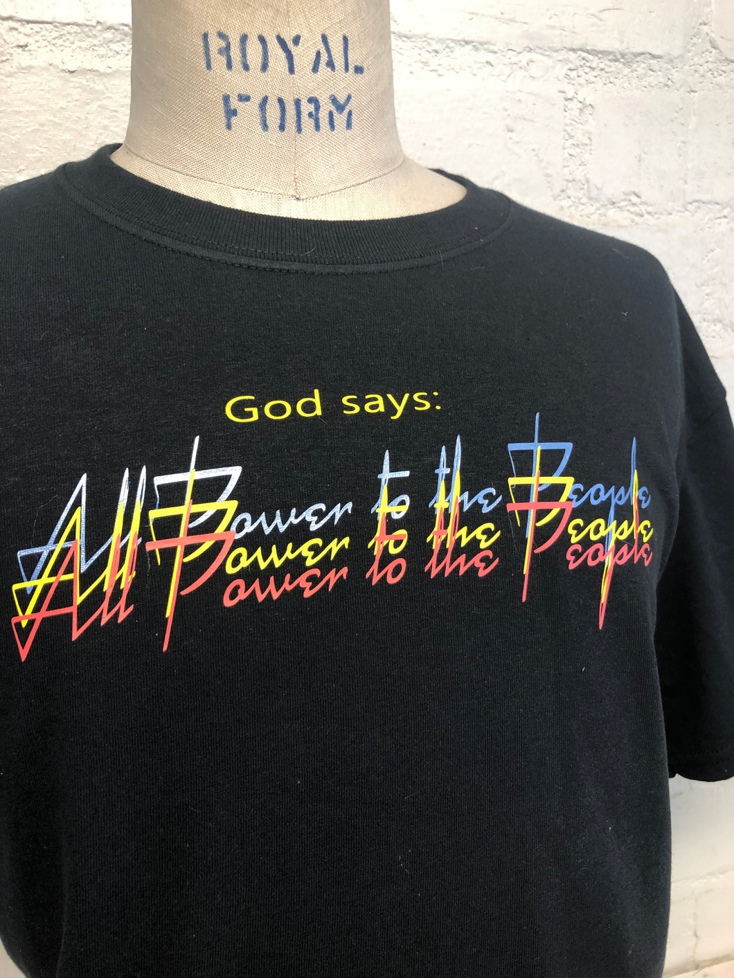 All Power to the People T-shirt