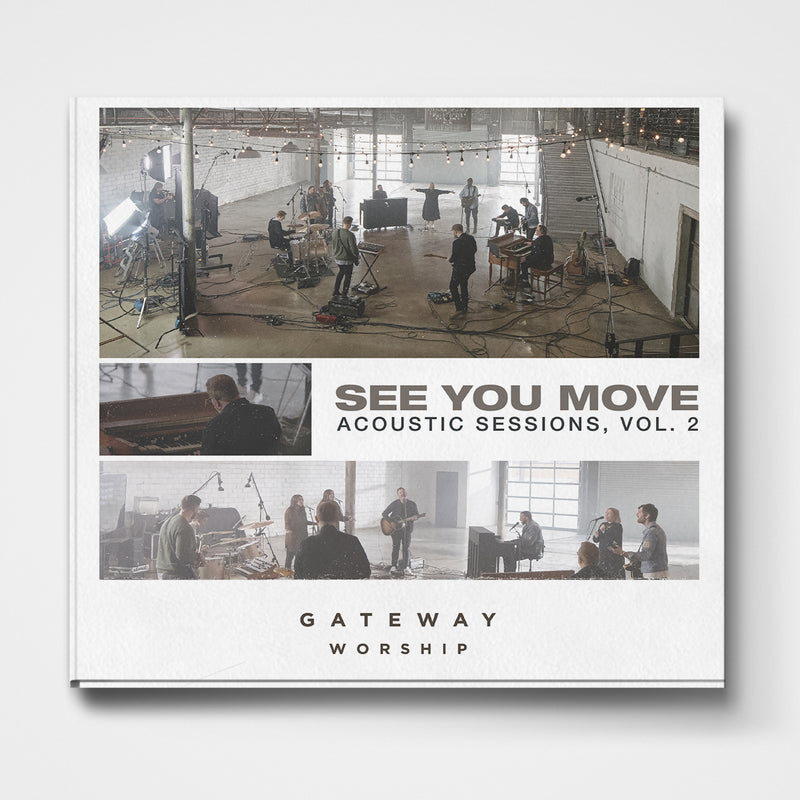See You Move: Acoustic Sessions, Vol. 2 - CD
