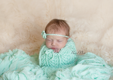 Load image into Gallery viewer, Newborn Swaddle Sack