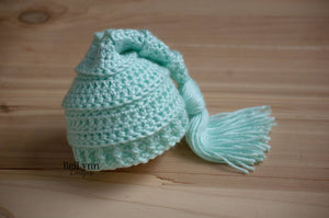 Solid Tassel Hat *Many Colors*
