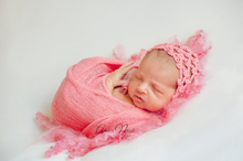 Load image into Gallery viewer, Piper Newborn Bonnet