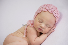 Load image into Gallery viewer, Madison Newborn Bonnet