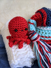 Load image into Gallery viewer, Octopus Stuffy *Many Colors*