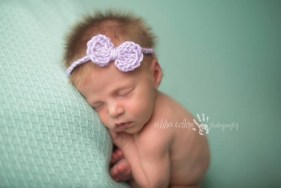 Baby Bow Tie Back *Many Colors*