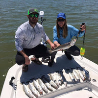 3 Person - Full Day Fishing Trip (6-8 Hours) - $350 Down / $700 Total