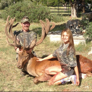 "Trophy Red Stag Hunt 400""-425"" ($10,500)"