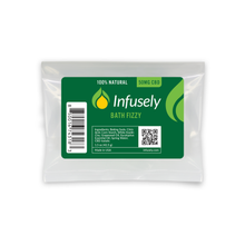 Load image into Gallery viewer, Eucalyptus Bath Fizzy 50 MG CBD