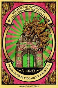 "Cartel ""VINDICTA"" / Gran OM & Co."