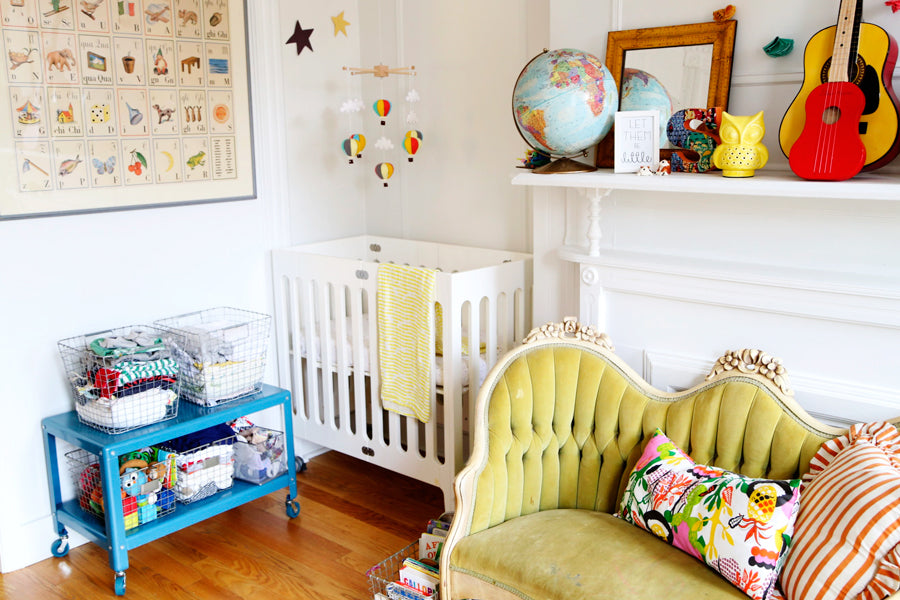 love taza nursery