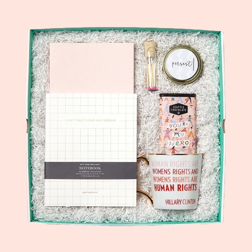 women's rights gift set