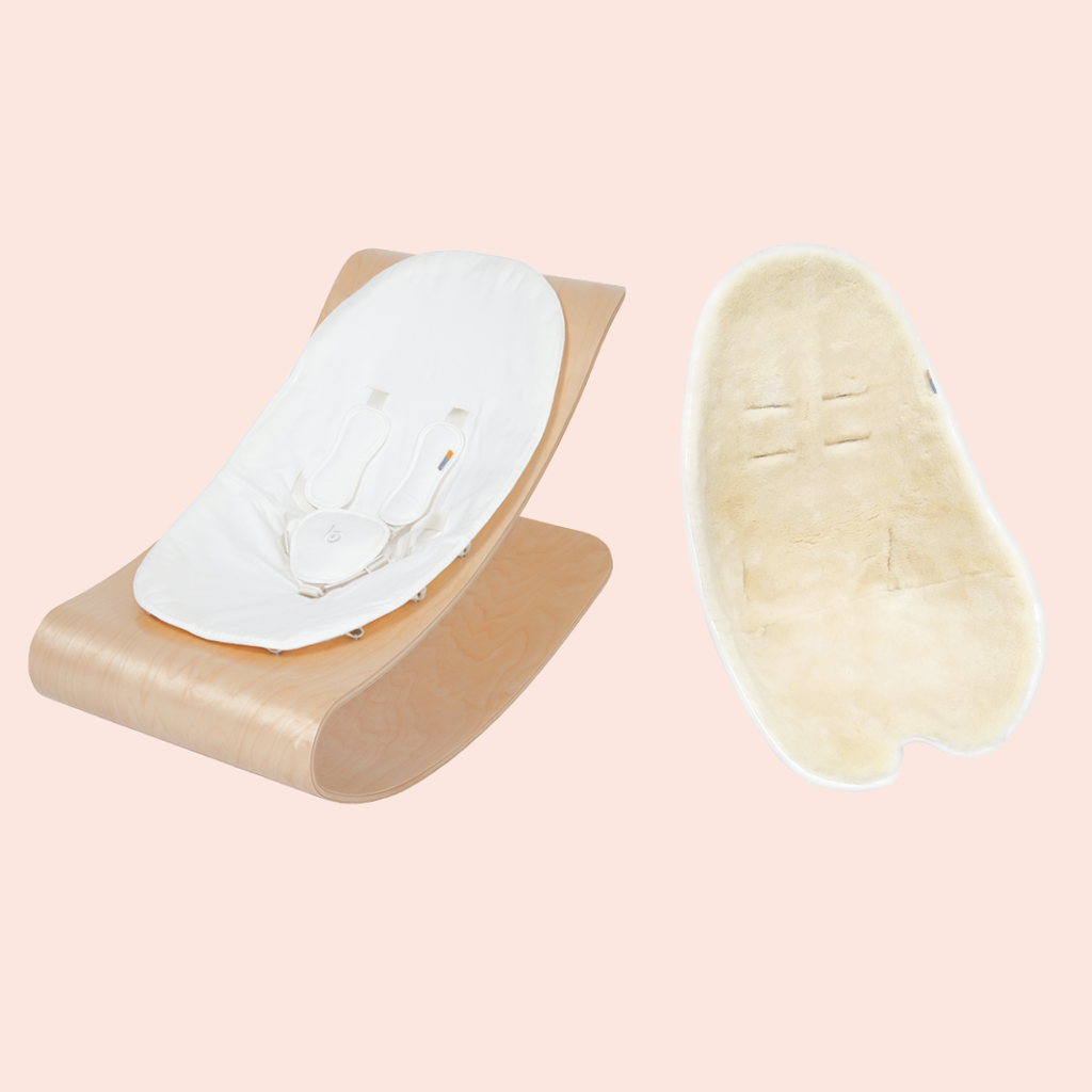 bloom coco lounger and wooly bundle