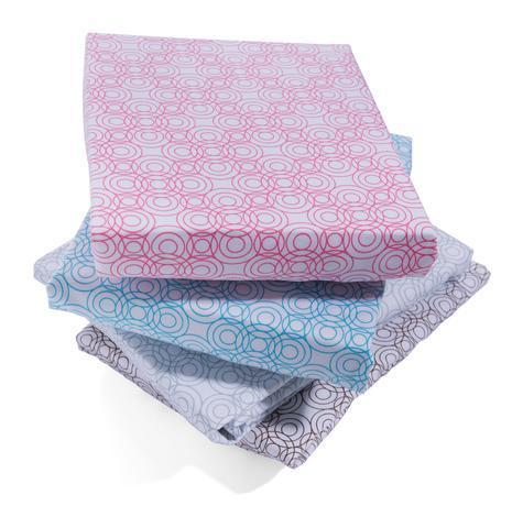 alma mini fitted sheets - bloom baby