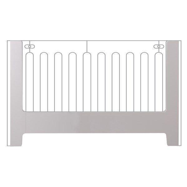alma max matching toddler rail