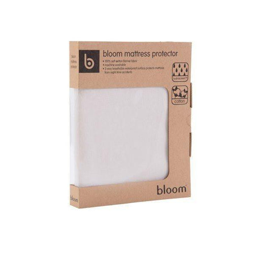 alma max crib mattress protector - bloom baby