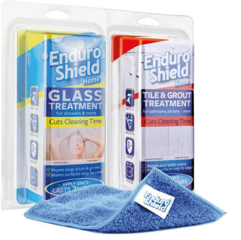 EnduroShield Home Twin Bonus Pack (includes 2.0 Oz Glass Kit & 4.2 Oz Tile Kit)
