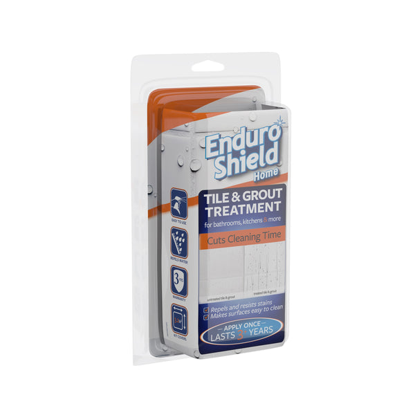 EnduroShield Home Treatment For Tile & Grout 2 Oz Kit