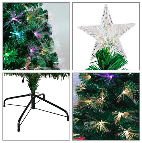 Our quick to assemble pre lit xmas tree is perfect for everywhere.  The lights are evenly distributed making it easy to set up and the perfect small pre lit christmas tree.