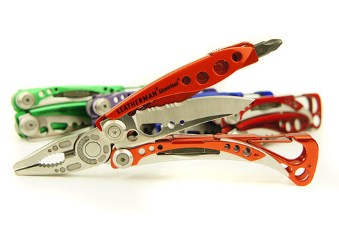 TTC Modified Tool – Burnt Orange Ceramic Edition – Based on Leatherman Skeletool