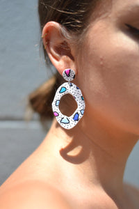 Bright Animal Organic Hoops