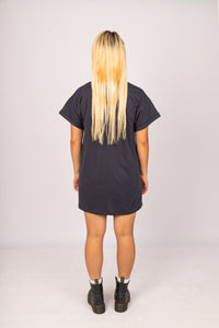 Abstract Tee Dress