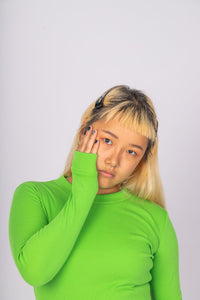 Lime Green Longsleeve