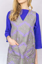 Load image into Gallery viewer, Hypnotize Printed Tunic Dress