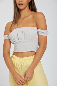 Babylon Peasant Top