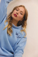 Load image into Gallery viewer, Love Is Love Fleece Jumper
