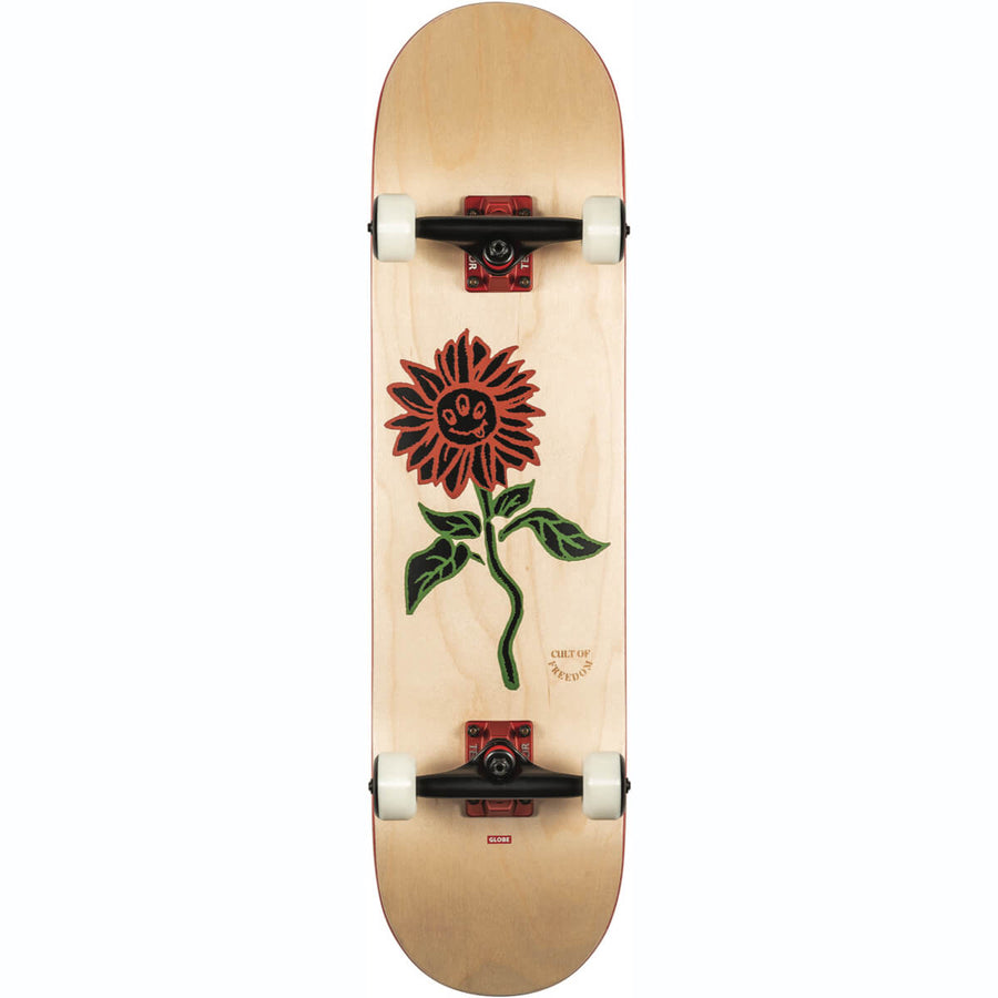 Globe Skateboard G2 Bloom Complete