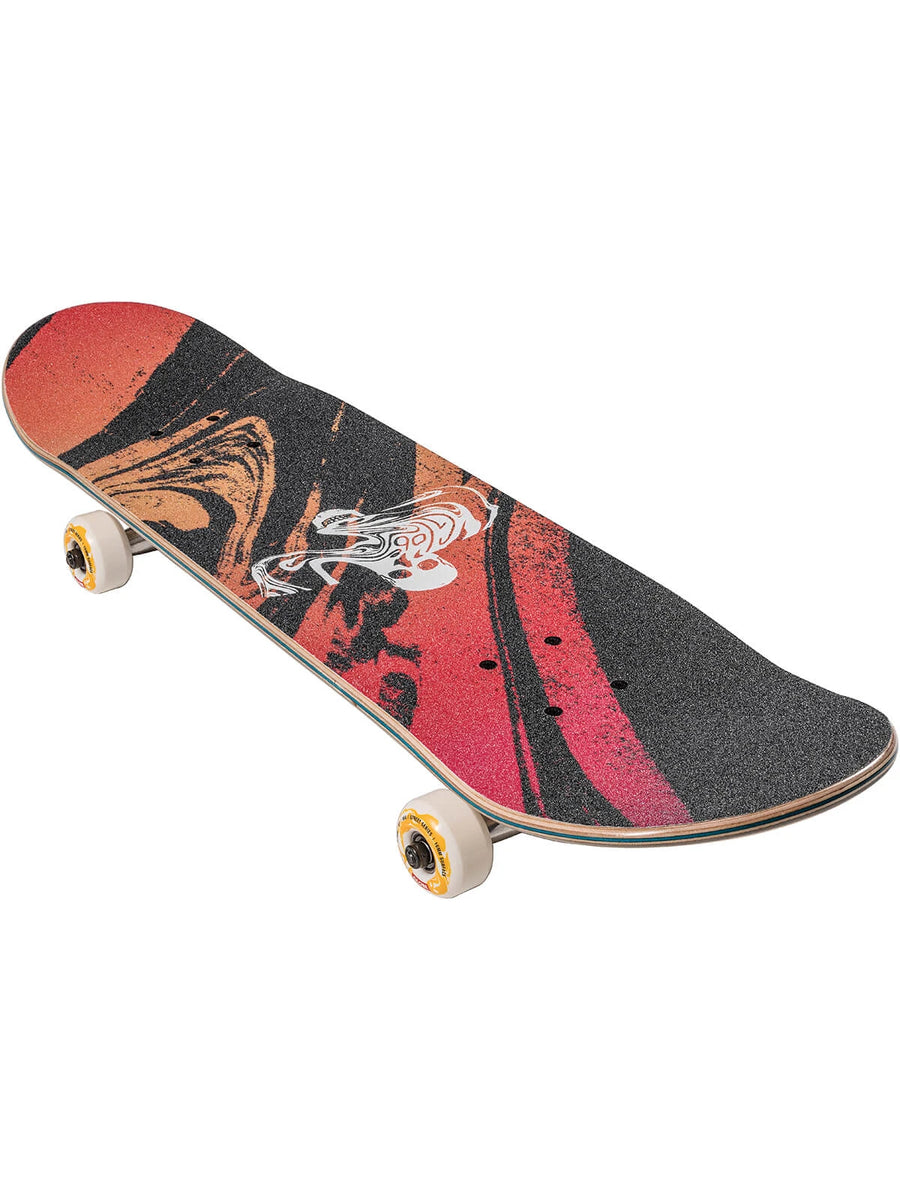 Globe Skateboard Mt Warning Mid Complete