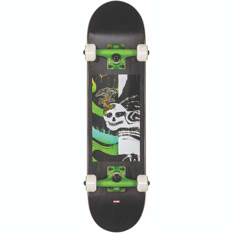 Globe Skateboard Mt Warning Mini Complete