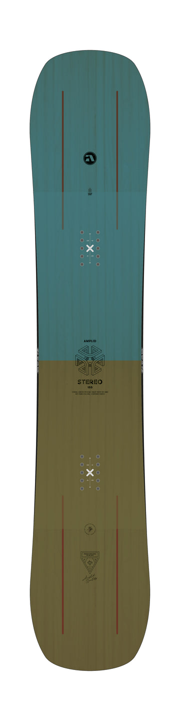 Amplid Snowboard Stereo