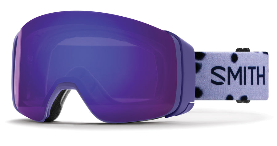 Smith Snow Goggle 4DMag ™ Dusty Lilac Dots 19/20