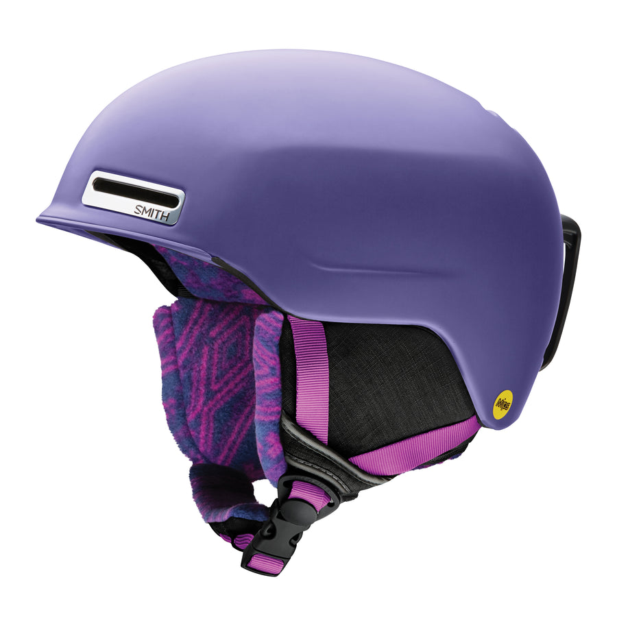 Smith Snow Helmet Allure Mips MATTE DUSTY LILAC