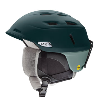 Smith Snow Helmet Compass Mips MATTE DEEP FOREST