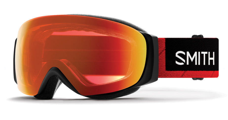 Smith Snow Goggle I/O Mag™ S Smith x The North Face / Red 19/20