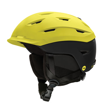 Smith Snow Helmet Level MATTE STREET YELLOW