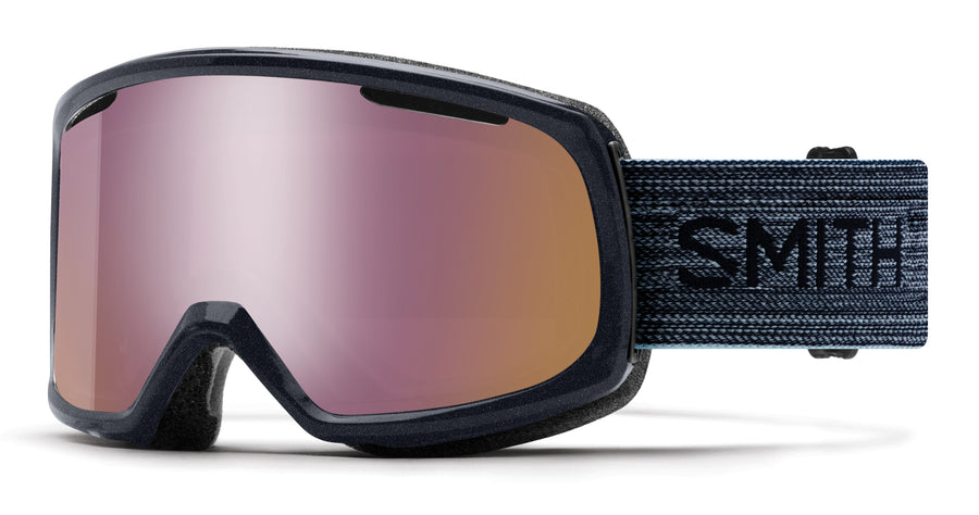Smith Snow Goggle Riot Metallic Ink 19/20