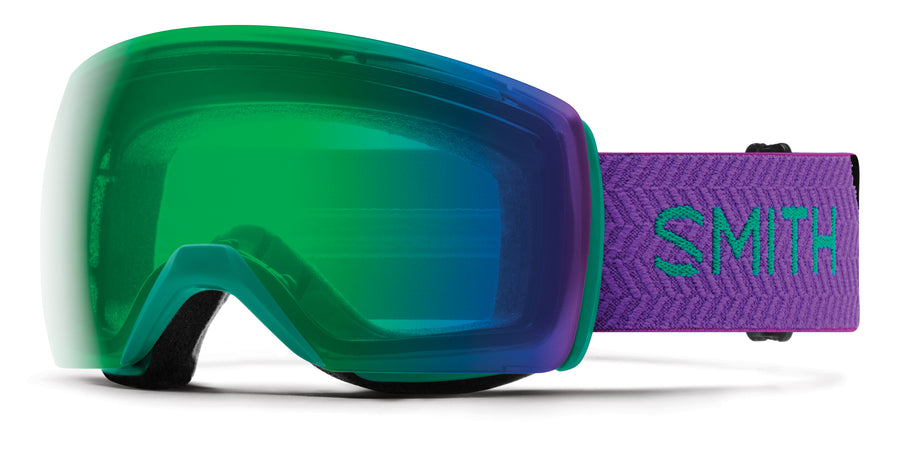 Smith Snow Goggle Skyline XL Jade Block 19/20