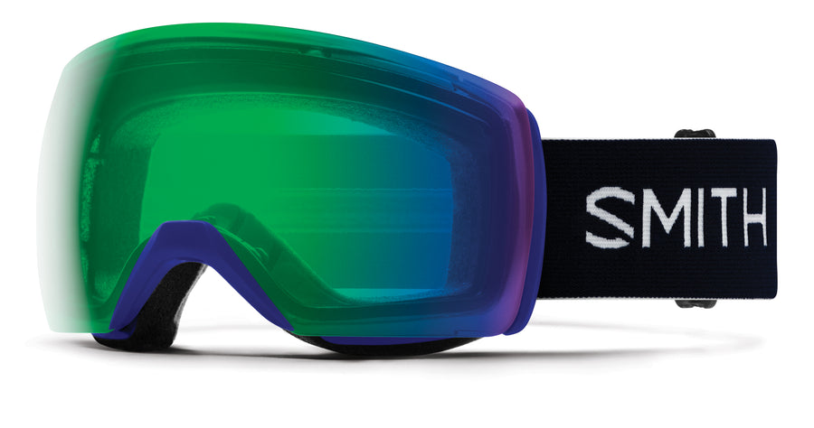 Smith Snow Goggle Skyline XL Klein Blue 19/20