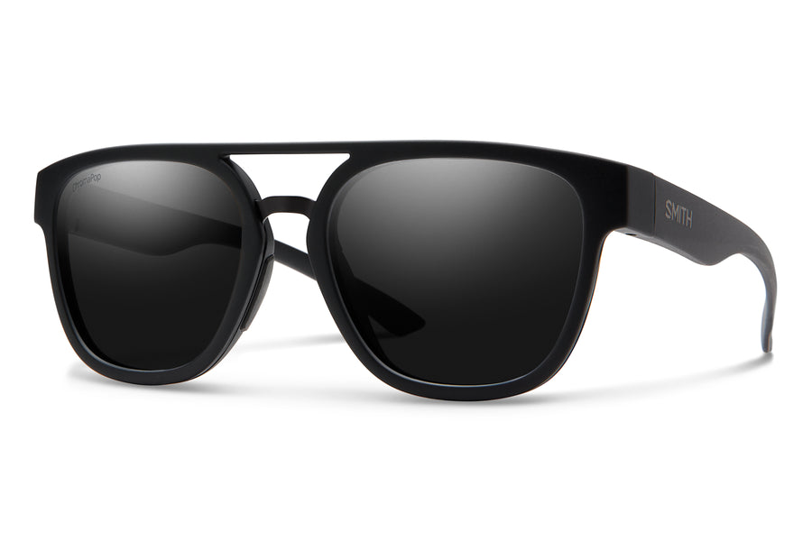Smith Sunglasses Agency Matte Black
