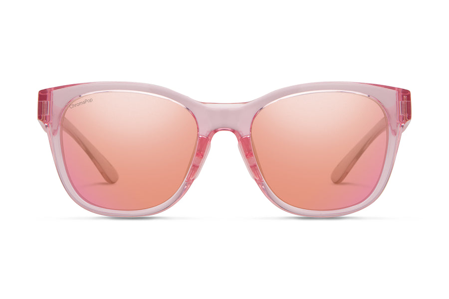 Smith Sunglasses Caper PINK CRYSTAL